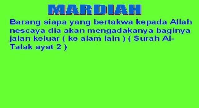 MARDIAH2