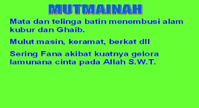 MUTMAINAH2